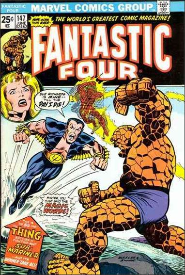 Fantastic Four (1961) 147-A by Marvel