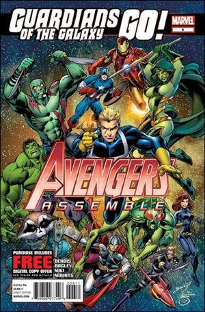 Avengers Assemble (2012) 6-A