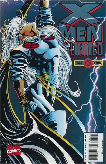 X-Men Unlimited (1993) 7-A by Marvel