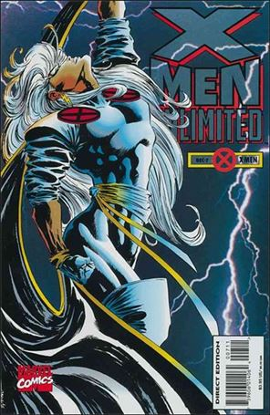 X-Men Unlimited (1993) 7-A