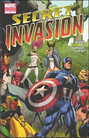 Secret Invasion 1-N