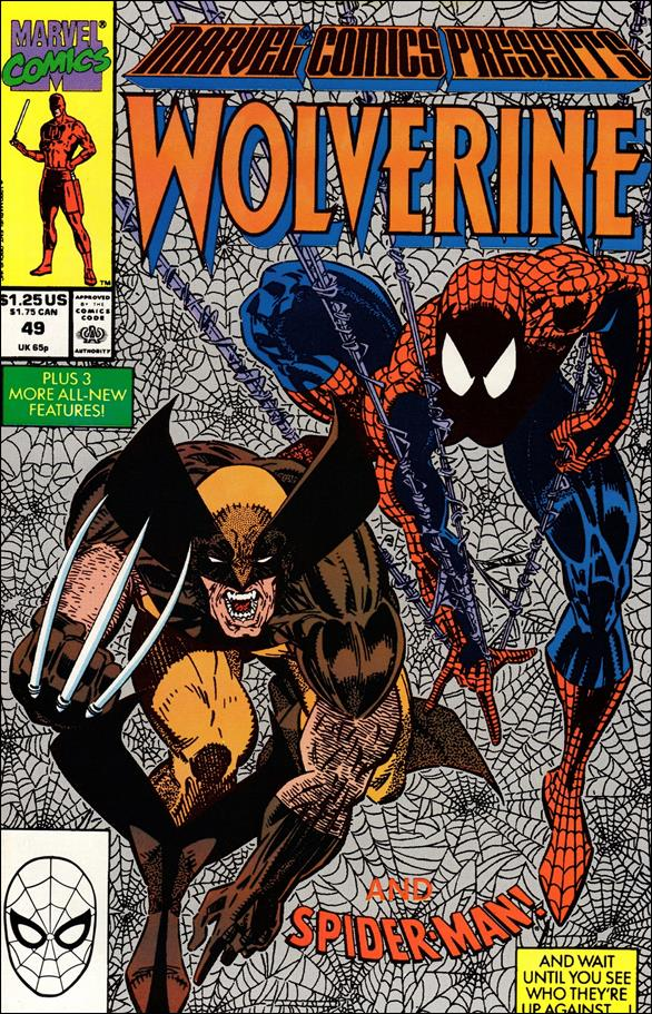 Marvel Comics Presents (1988) 49-A by Marvel