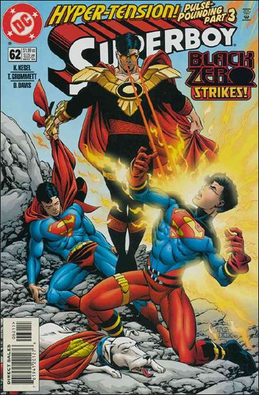 Superboy (1994) 62-A by DC