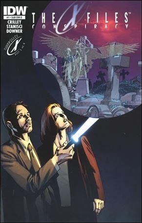 X-Files: Conspiracy 1-E