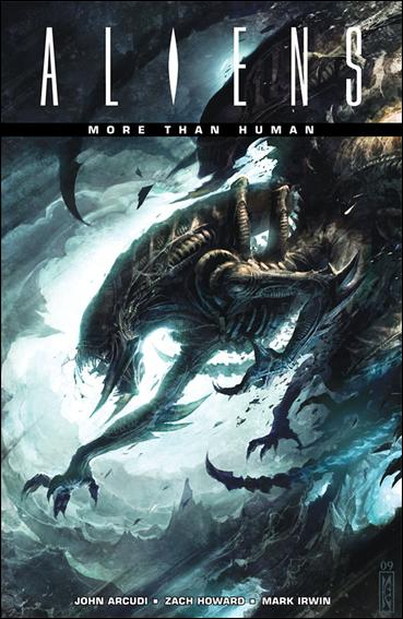 Aliens: More Than Human nn-A by Dark Horse