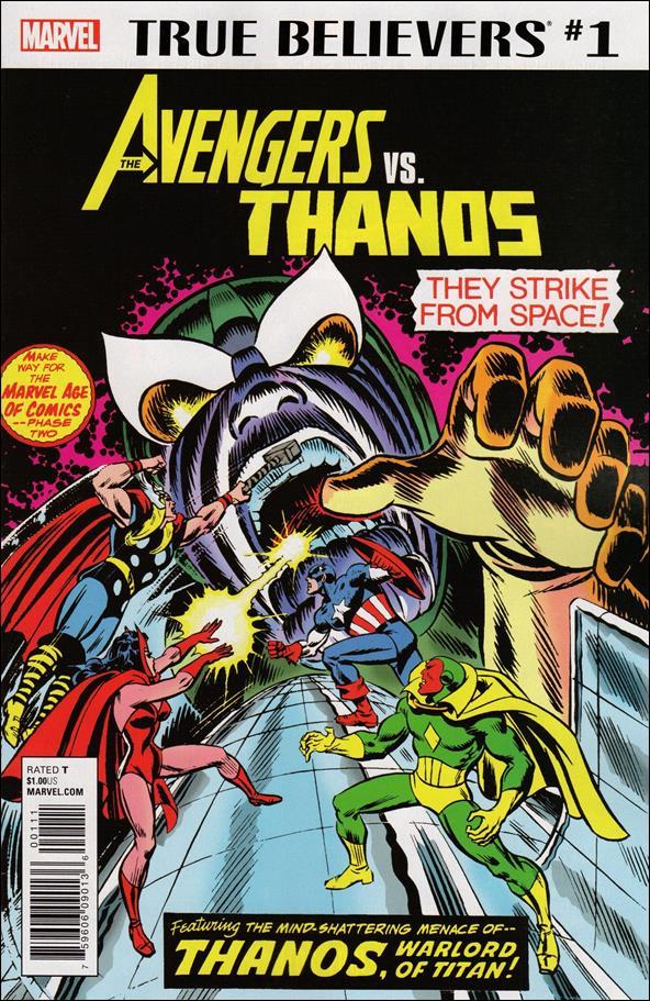 Avengers (1963) 125-B by Marvel