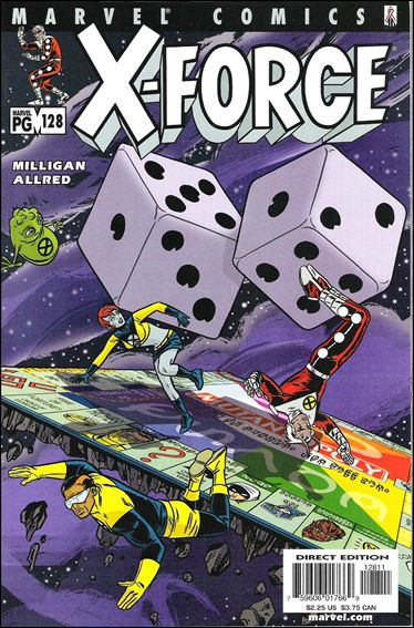 X-Force (1991) 128-A by Marvel