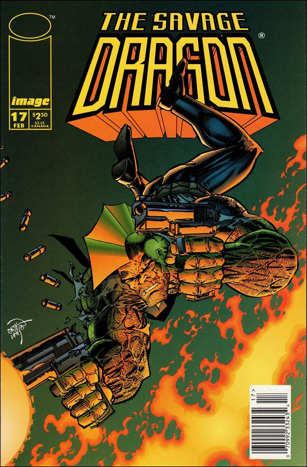 Savage Dragon (1993) 17-A by Image