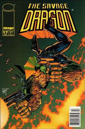 Savage Dragon (1993) 17-A