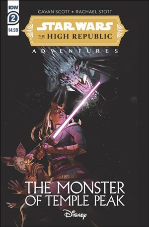 Star Wars: The High Republic Adventures - The Monster of Temple Peak 2-A