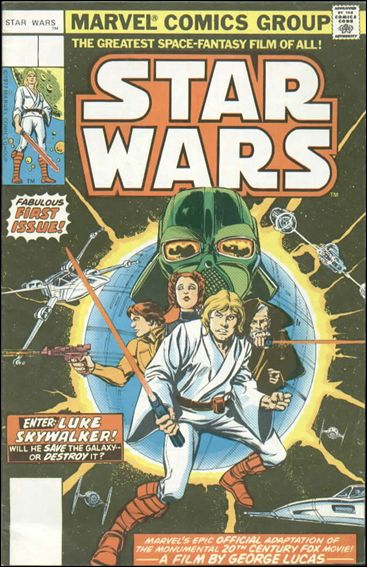 Star Wars (1977) 1-F by Marvel