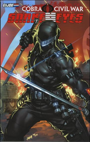 G.I. Joe: Snake Eyes (2011) 1-A by IDW