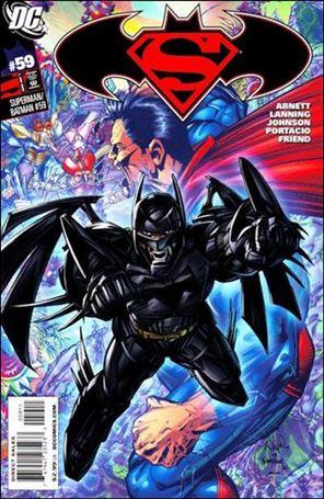 Superman/Batman 59-A