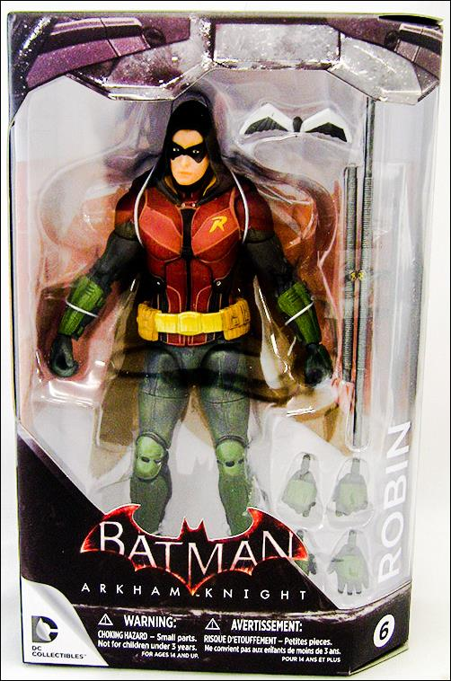 Batman: Arkham Knight  Robin by DC Collectibles