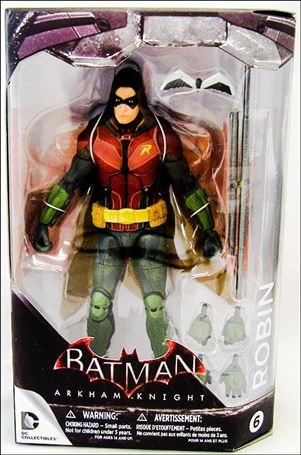 Batman: Arkham Knight  Robin