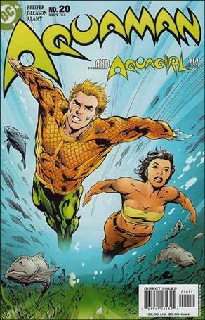 Aquaman (2003) 20-A