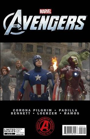 Marvel's the Avengers 2-A