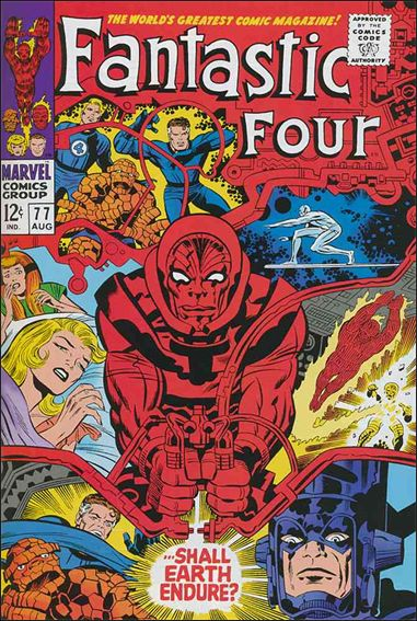 Fantastic Four (1961) 77-A by Marvel