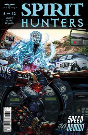 Spirit Hunters 6-A