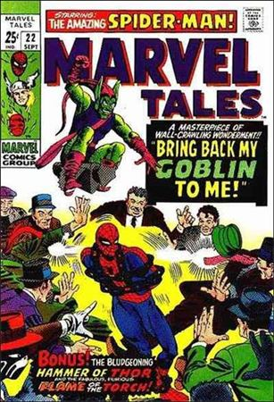 Marvel Tales (1966) 22-A