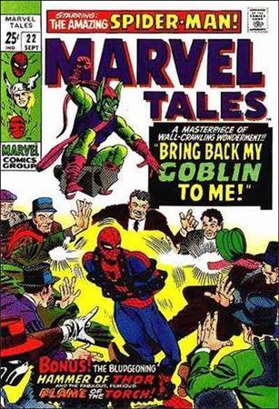 Marvel Tales (1966) 22-A