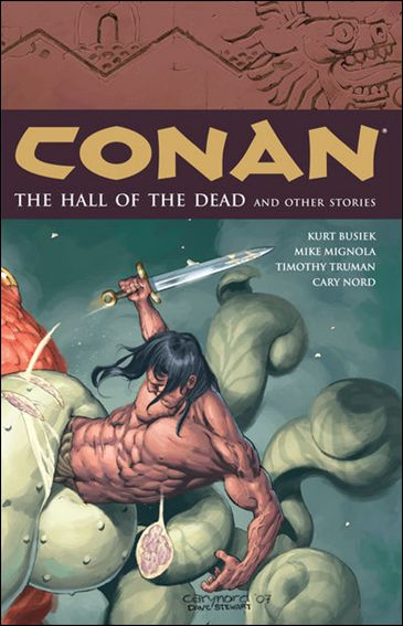 Conan 4-A by Dark Horse