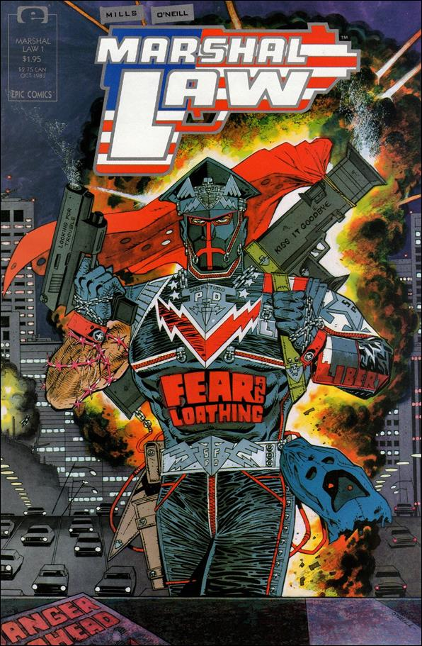 Marshal Law 1-A by Epic