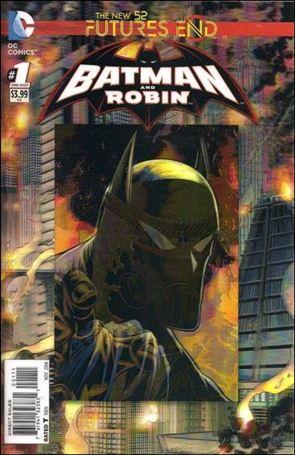 Batman and Robin: Futures End 1-A