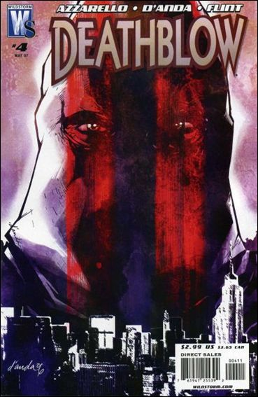 Deathblow (2006) 4-A by WildStorm