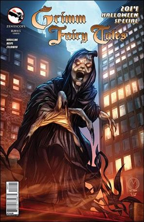 Grimm Fairy Tales: Halloween Special 2014-B