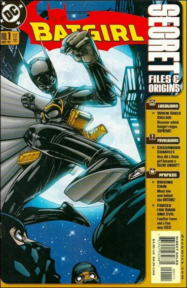 Batgirl: Secret Files and Origins 1-A by DC