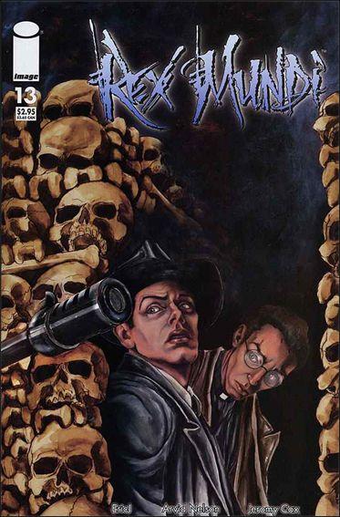 Rex Mundi (2002) 13-A by Image