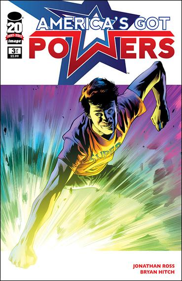 America's Got Powers 3-A by Image