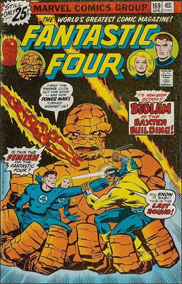 Fantastic Four (1961) 169-A by Marvel