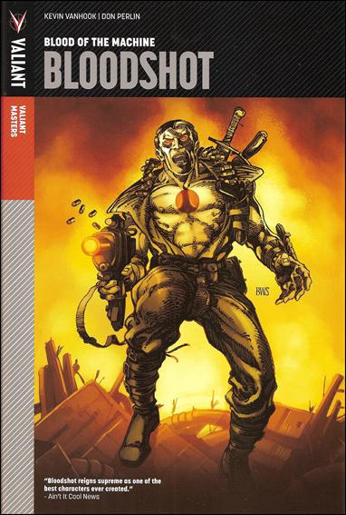 Bloodshot 1-A by Valiant Entertainment