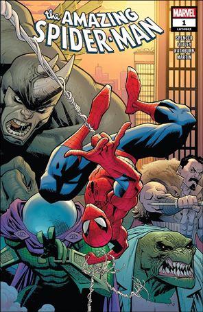 Amazing Spider-Man (2018) 1-A