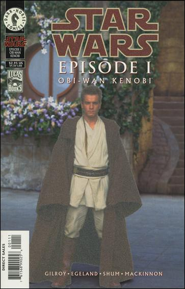 Star Wars: Episode I Obi-Wan Kenobi nn-D by Dark Horse