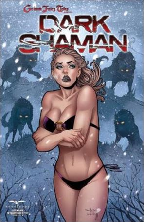 Grimm Fairy Tales Presents Dark Shaman 1-D