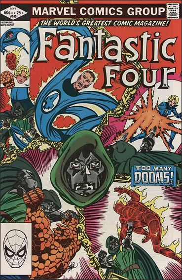 Fantastic Four (1961) 246-A by Marvel