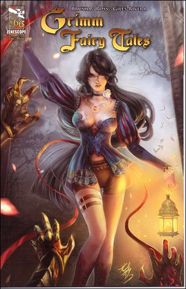 Grimm Fairy Tales 66-B by Zenescope Entertainment
