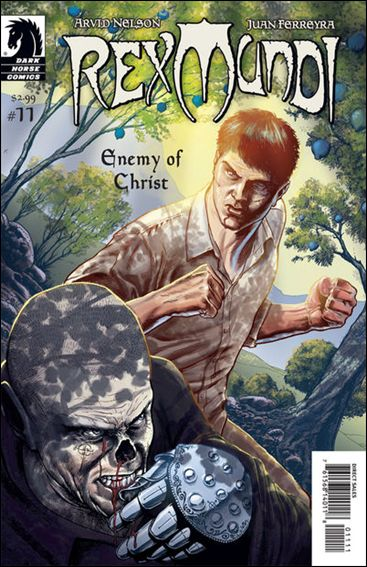 Rex Mundi (2006) 11-A by Dark Horse