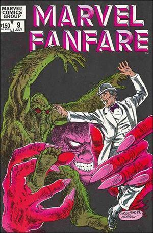 Marvel Fanfare (1982) 9-A