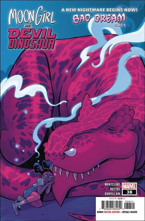 Moon Girl and Devil Dinosaur 38-A