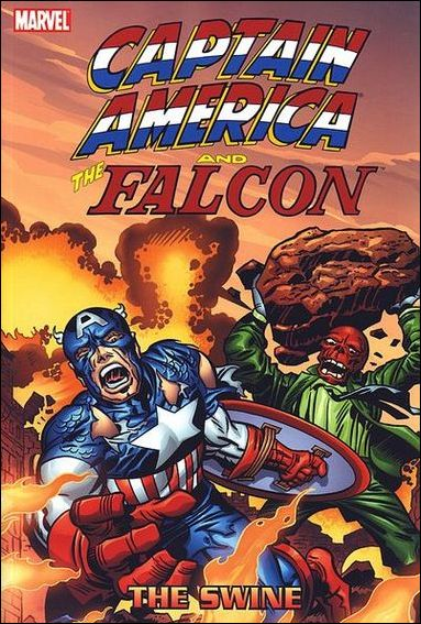 Captain America &amp; The Falcon: The Swine nn-A by Marvel