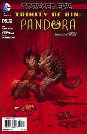 Trinity of Sin: Pandora 6-A