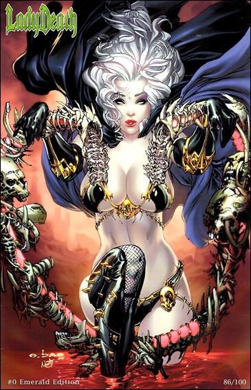 Lady Death (1997) 0-CV by Chaos! Comics