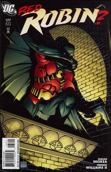 Robin (1993) 177-A by DC