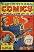 Blue Ribbon Comics (1939) 3-A