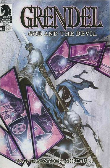 Grendel: God and the Devil 4-A by Dark Horse