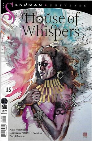 House of Whispers 15-A